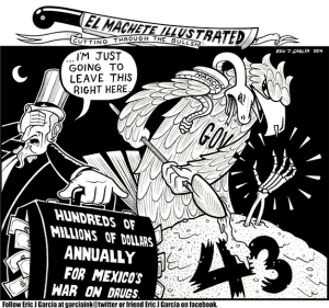 El Machete: US Helping Drug War