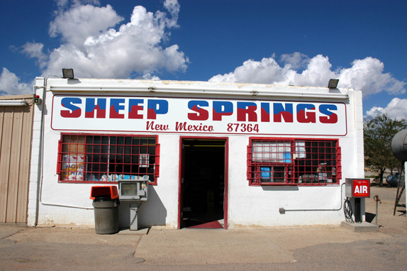 Sheep springs nm