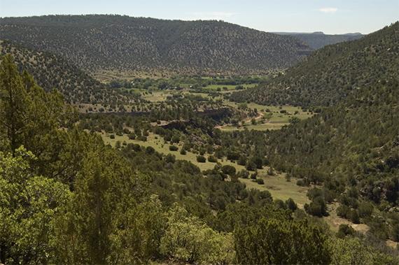 San Agustin Valley