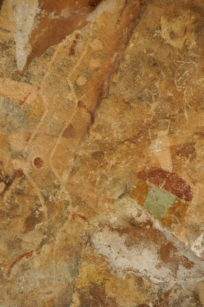 Tompiro pictographs near Abo