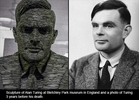 alan turing computing machinery and intelligence thesis Computing machinery and intelligence is a seminal paper written by alan turing on the topic of artificial intelligence the paper, published in 1950 in mind, was the first to introduce his concept of what is now known as the turing test to the general public turing's paper considers the question.
